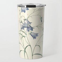 Vintage Illustration Medicinal Plant No 3 Travel Mug