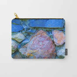 Blue Rocks Carry-All Pouch