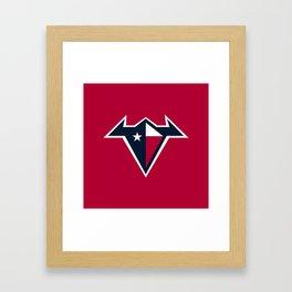 HOUFC (German) Framed Art Print