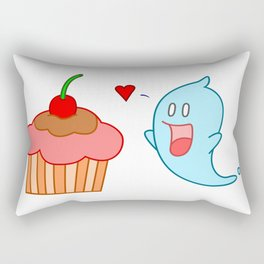 True love! Rectangular Pillow