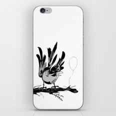 with a fear of balloons iPhone & iPod Skin