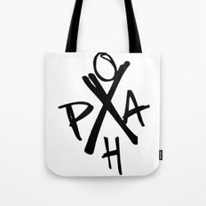 Penn-Ohio Underground - Hardcore Logo Tote Bag