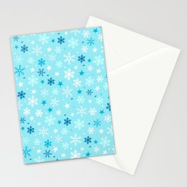 Let it snow! Stationery Cards