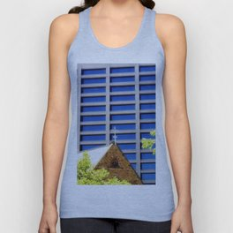 Blessing the Skyscrapers Unisex Tank Top