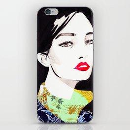 Mei iPhone Skin