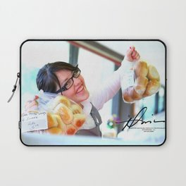 Biscuits Are Good Laptop Sleeve