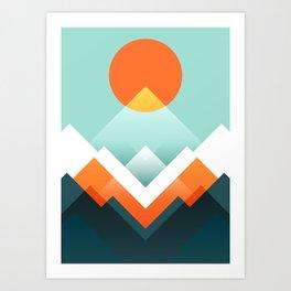 Everest Kunstdrucke