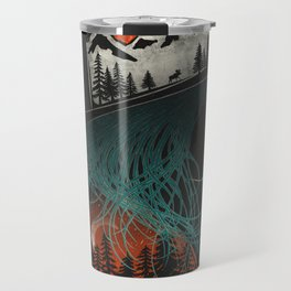 Aurora... Travel Mug