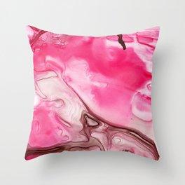 Bloom  02 Throw Pillow