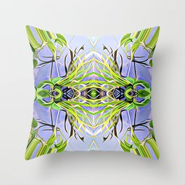 Center of Balance Throw Pillow