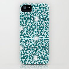 geometric vintage Slim Case iPhone (5, 5s)