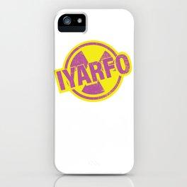 IYARFO Magenta iPhone Case