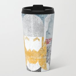 God of thunder grunge superhero Travel Mug
