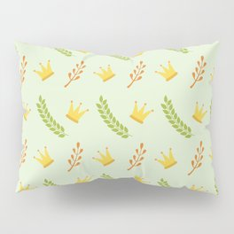 Petit Baby Crown Pillow Sham
