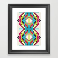 Connected Generation Framed Art Print