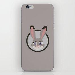 Judy Hopps iPhone Skin