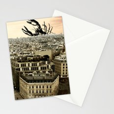 lobster in paris Stationery Cards