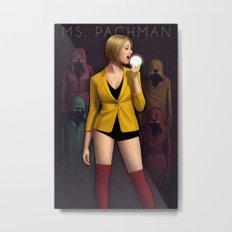 Ms Pachman Metal Print