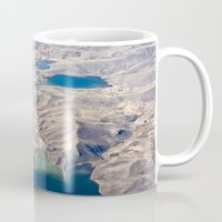peru Mugs featuring Sierra Peru by Tatiana Kiseleva