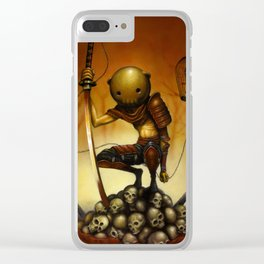 Odachi Clear iPhone Case
