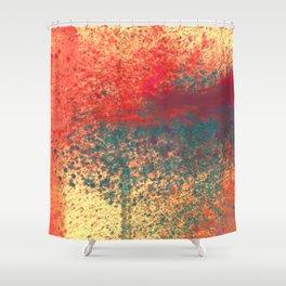 Ice Shade Blue Shower Curtain