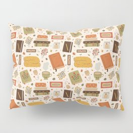 Cozy Reading Time Pillow Sham