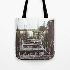 Quiet place Tote Bag
