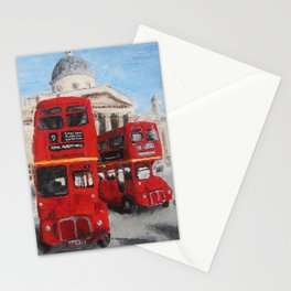 A London Journey Stationery Cards