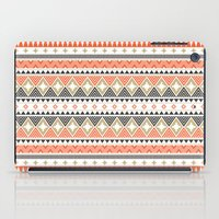 navajo iPad Cases featuring Navajo Pattern by The Babybirds