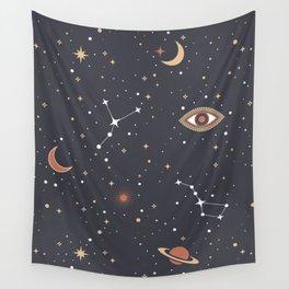 Mystical Galaxy Wall Tapestry