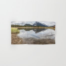 Vermilion Lakes, No. 1 Hand & Bath Towel