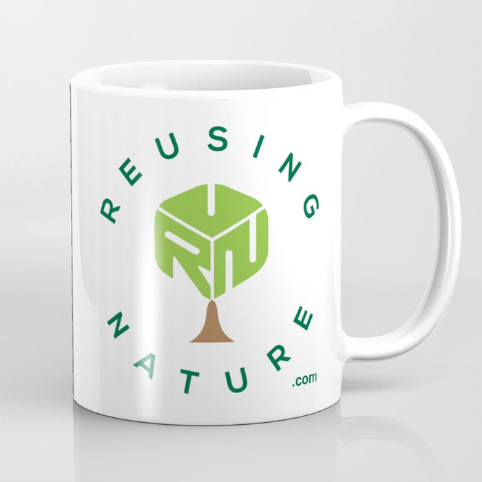 ReUsing Nature - Mug 2 Coffee Mug