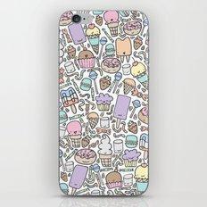 Kawaii Sweet Treats iPhone & iPod Skin