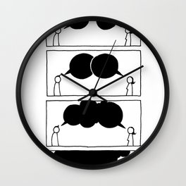 Mimimis #04 Wall Clock
