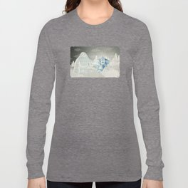 Un yeti Long Sleeve T-shirt