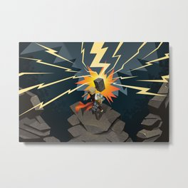 Thor: God of Thunder Metal Print