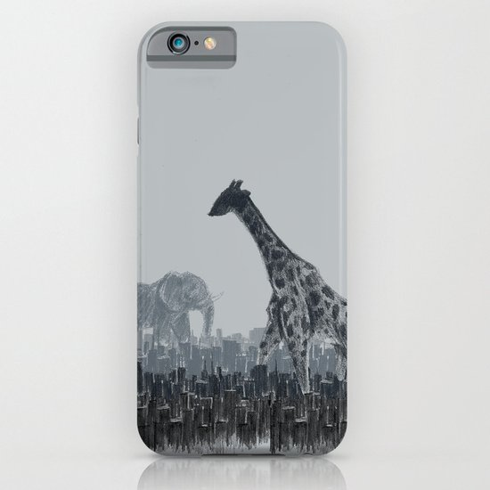 The Tall Grass iPhone & iPod Case