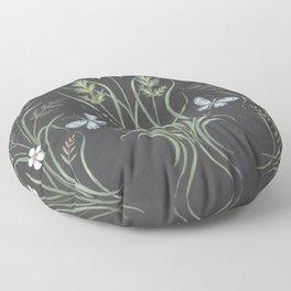 Wild Grass Floor Pillow
