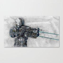 Dead Space 5 Canvas Print