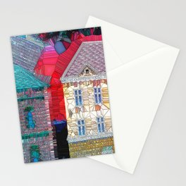 Welcome to the Neighborhood Stationery Cards