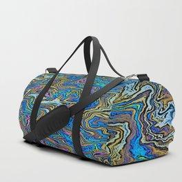 Google Dreams of Swimming Duffle Bag