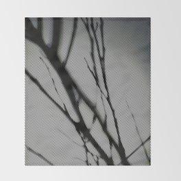 Tree Feed 01 Throw Blanket