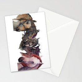 Horses #4 Stationery Cards