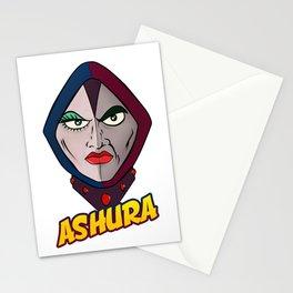 Baron Ashura (Ashler) Mazinger Stationery Cards