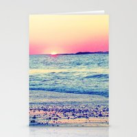 the cure Stationery Cards featuring Cure All  by Endless Summer