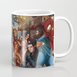 Party at the tavern Coffee Mug