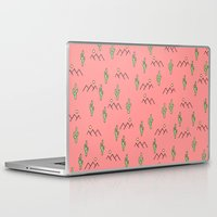 cacti Laptop & iPad Skins featuring Cacti by Calepotts