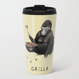 Grilla Travel Mug