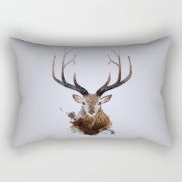 Cervus Canadensis Rectangular Pillow