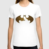 bat man T-shirts featuring Bat Man by Sport_Designs